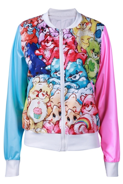 colorful-bears-print-jacketoasap