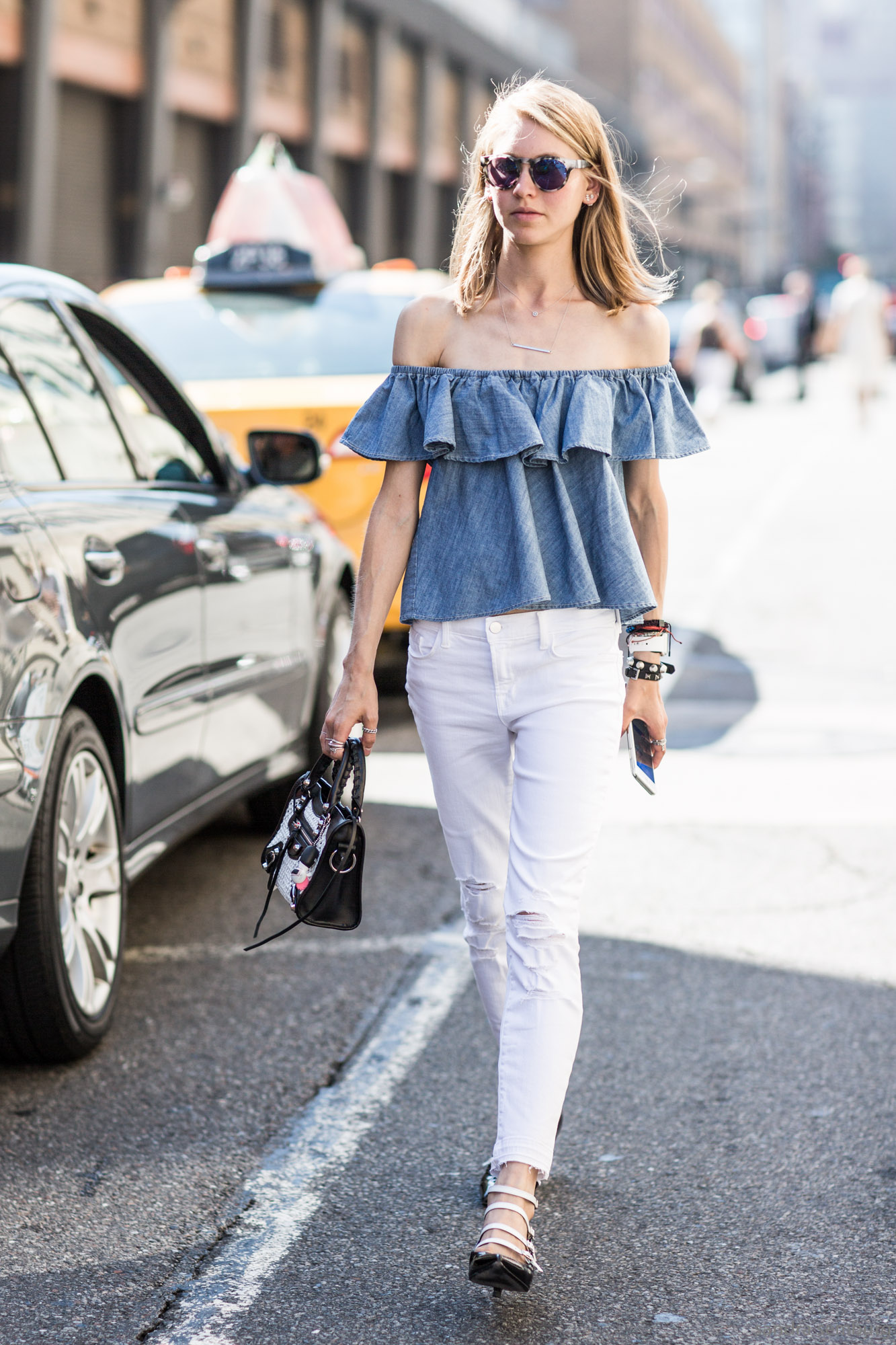 New York Fashionweek SS2016, day 8